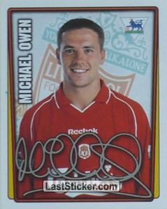Michael Owen (Liverpool)