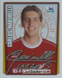 Carlos Marinelli (Middlesbrough)