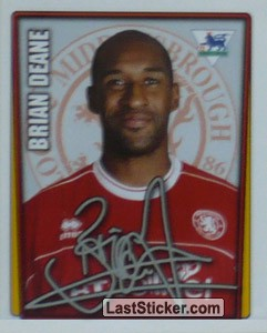 Brian Deane (Middlesbrough)