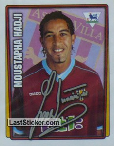 Moustapha Hadji (Aston Villa)