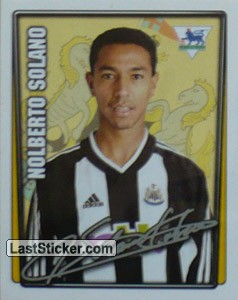 Nolberto Solano (Newcastle United)