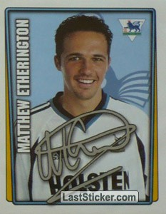 Matthew Etherington (Tottenham Hotspur)