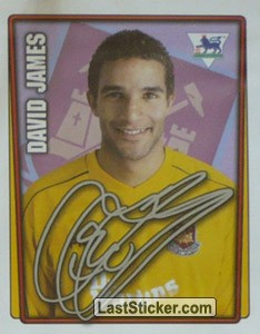 David James (West Ham United)