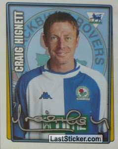Craig Hignett (Blackburn Rovers)