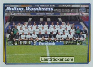Team Photo (Bolton Wanderers)