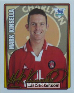 Mark Kinsella (Charlton Athletic)