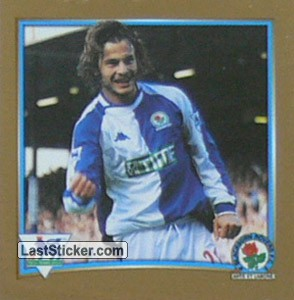 Corrado Grabbi (Blackburn Rovers) (FA P.L. Super Stars)