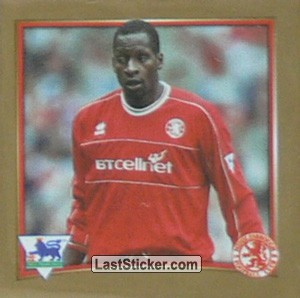 Ugo Ehiogu (Middlesbrough) (FA P.L. Super Stars)