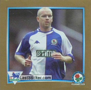 Henning Berg (Blackburn Rovers) (FA P.L. Super Stars)