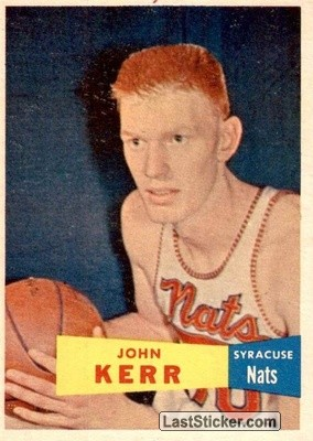 John Kerr (Syracuse Nationals)