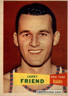 Larry Friend (New York Knicks)
