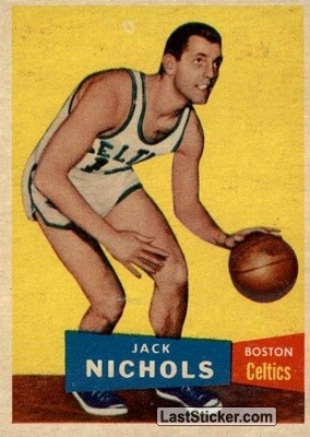 Jack Nichols (Boston Celtics)