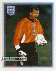 Tim Flowers (The England Squad)