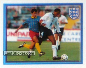 Paul Ince (vs Moldova Away) (The Road to France)