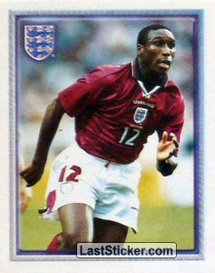 Sol Campbell (The England Squad)