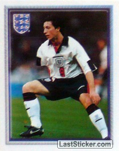 Robbie Fowler (The England Squad)