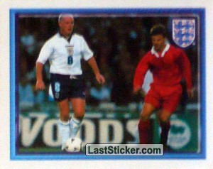 Paul Gascoigne (vs Poland Home) (The Road to France)