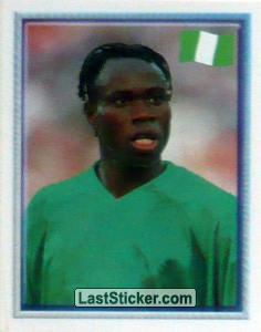 Taribo West (Players to Watch) (Group D)
