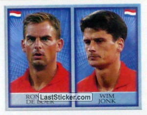 Ronald De Boer/Vim Jonk (Holland)