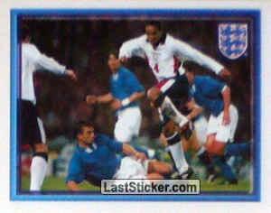 Paul Ince (vs Italy Home) (The Road to France)