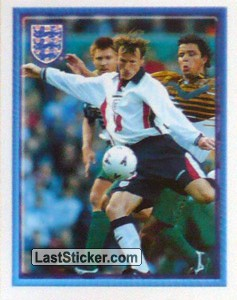 Teddy Sheringham (vs South Africa Friendly) (The Road to France)