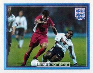 Paul Ince (vs Poland Away) (The Road to France)