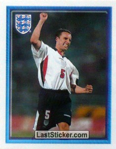 Gareth Southgate (vs Poland Away) (The Road to France)