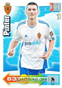Pínter (Real Zaragoza)