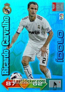 Ricardo Carvalho (Real Madrid)