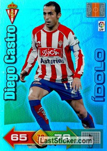 Diego Castro (Real Sporting)