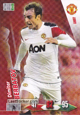 Dimitar Berbatov (Forwards)