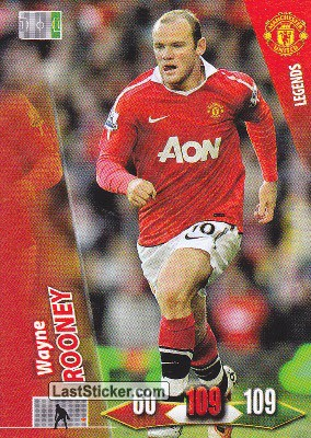 Wayne ROONEY (Forwards)