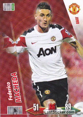 Federico MACHEDA (Forwards)