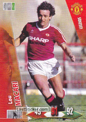 Lou MACARI (Forwards)