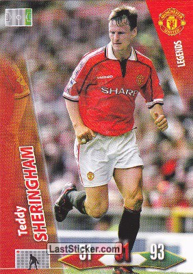 Teddy SHERINGHAM (Forwards)