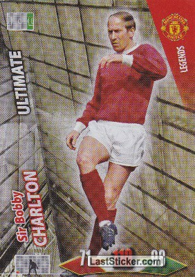Sir Bobby CHARLTON (Forwards)