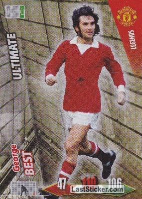 George BEST (Forwards)