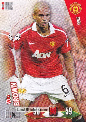 Wes BROWN (Defenders)