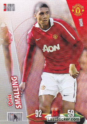 Chris SMALLING (Defenders)