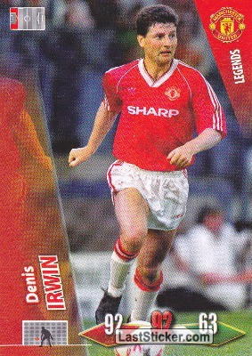 Denis IRWIN (Defenders)