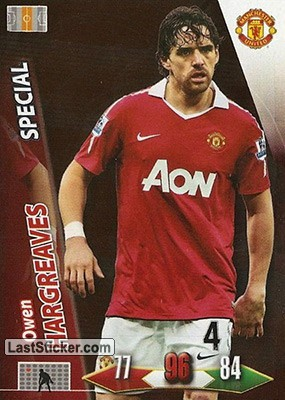 Owen HARGREAVES (Midfielders)
