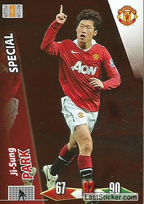 Ji-Sung PARK (Midfielders)