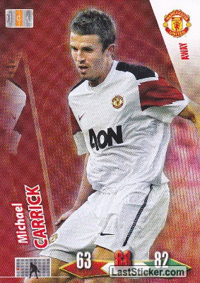 Michael CARRICK (Midfielders)