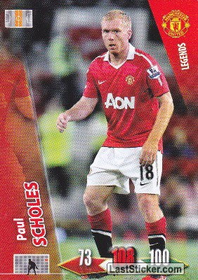 Paul SCHOLES (Midfielders)