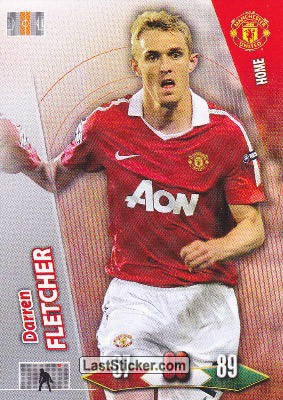 Darren FLETCHER (Midfielders)