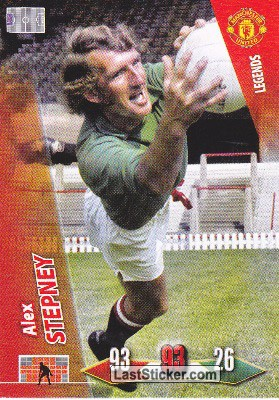 Alex STEPNEY (Goalkeepers)