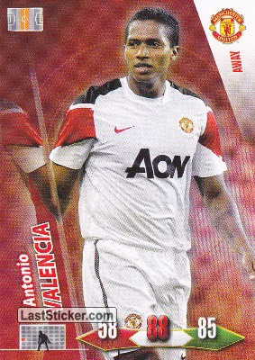 Antonio VALENCIA (Midfielders)