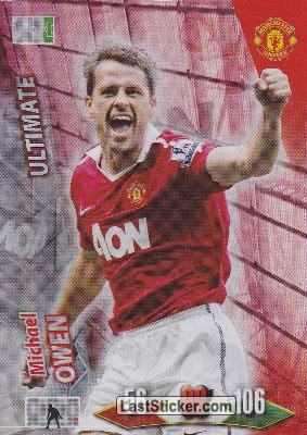 Michael OWEN (Forwards)