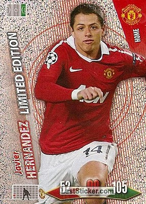 Javier Hernandez (Forwards)