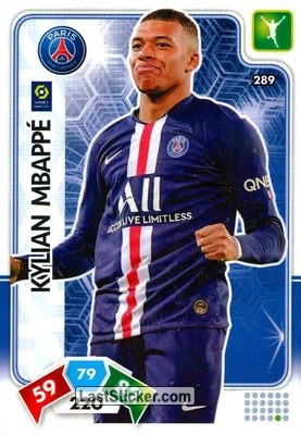 Kylian Mbappé (Paris Saint-Germain)